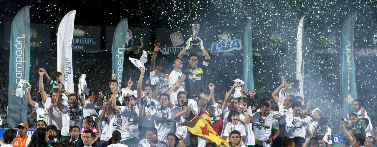 Clausura 2012: Santos
