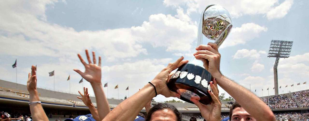 Clausura 2011: Pumas