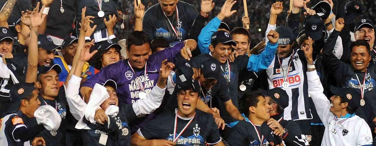Apertura 2010: Monterrey