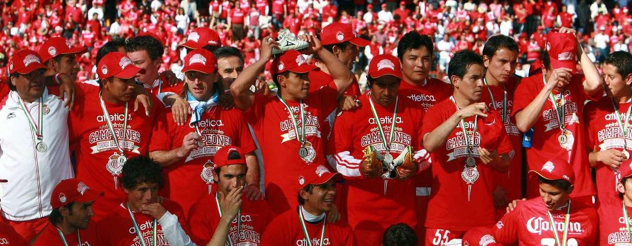 Apertura 2008: Toluca