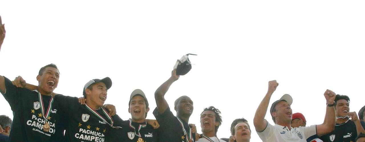 Clausura 2006: Pachuca