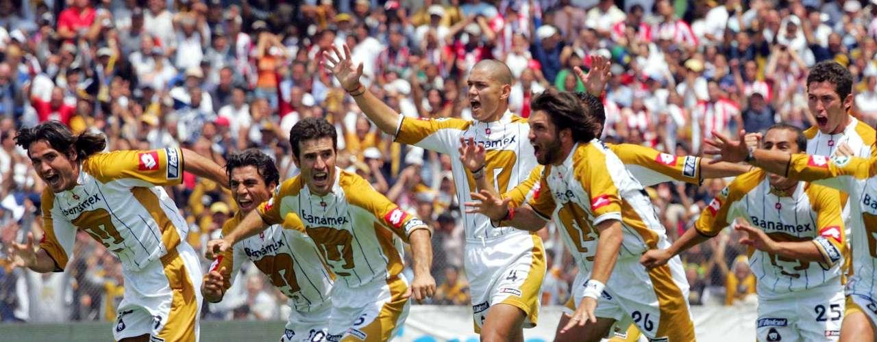 Clausura 2004: Pumas