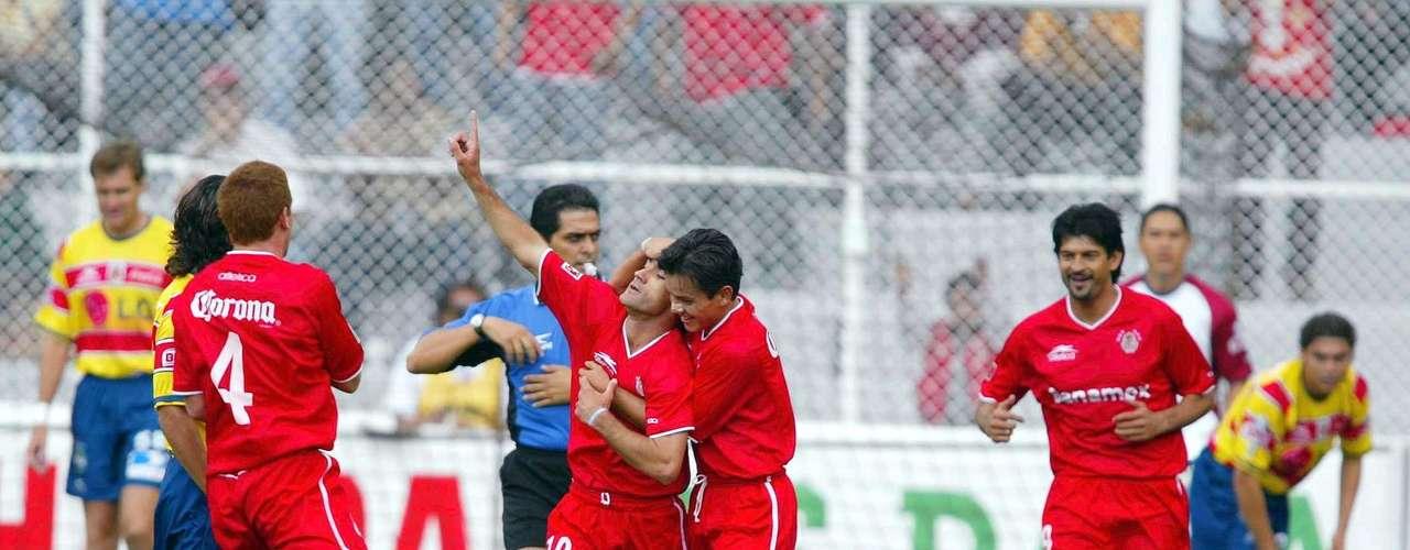 Apertura 2002: Toluca