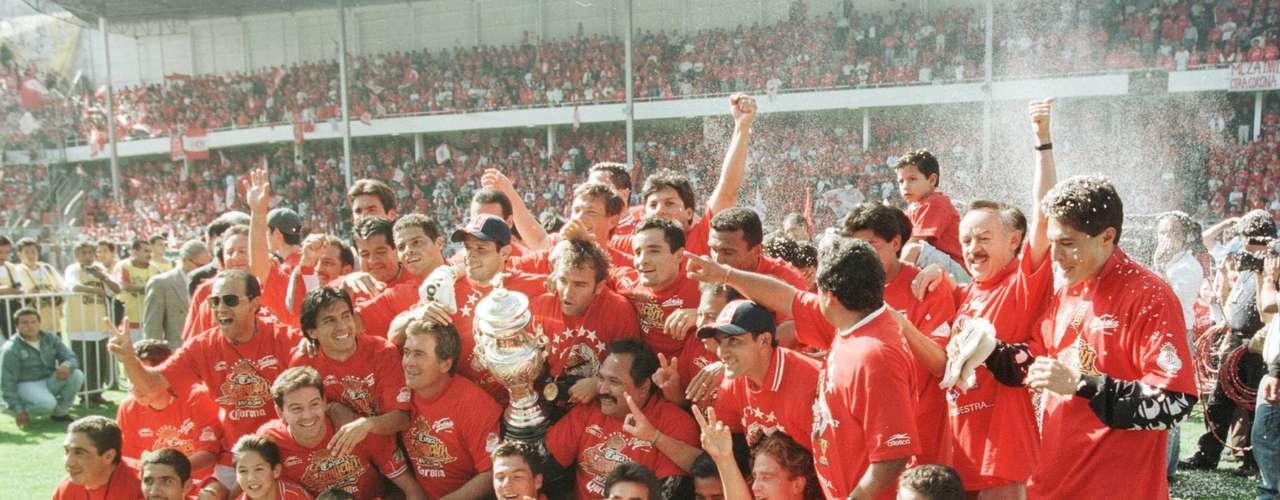 Verano 2000: Toluca