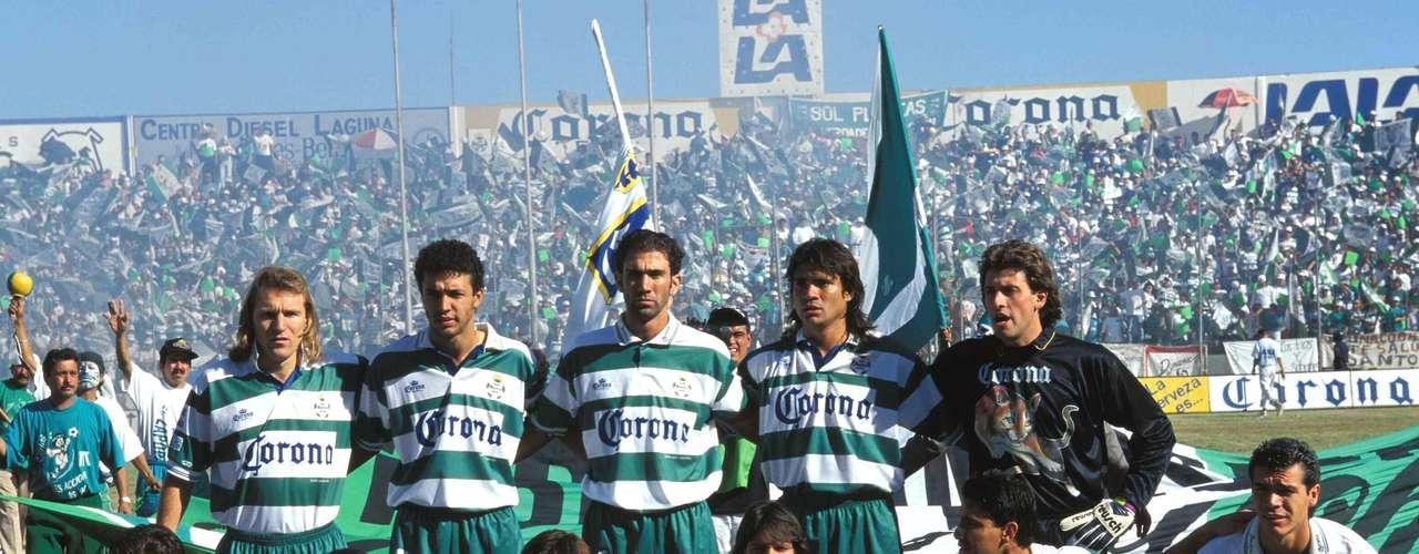Invierno 1996: Santos