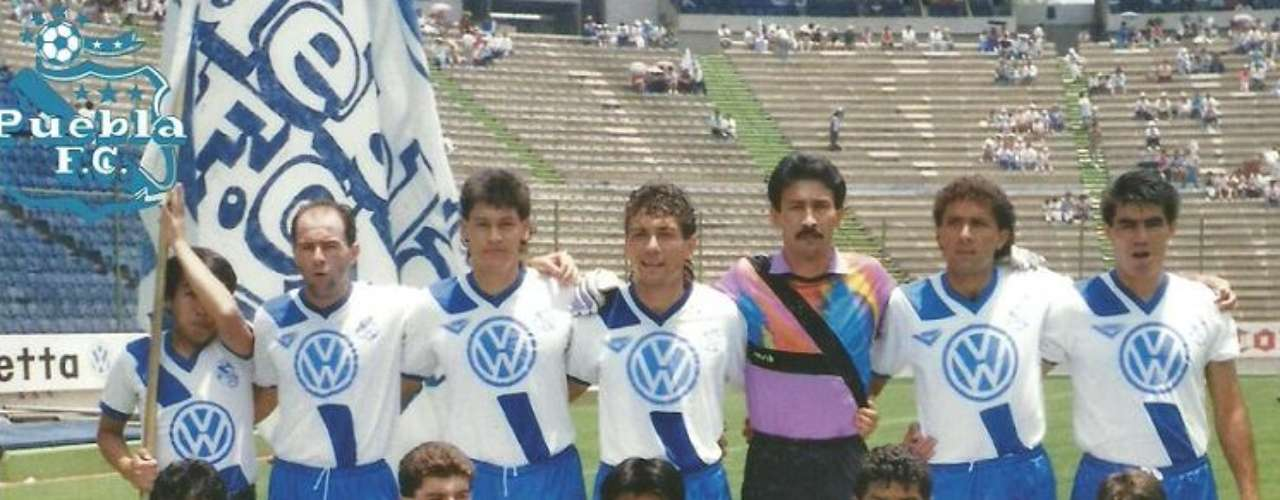 1989-90: Puebla
