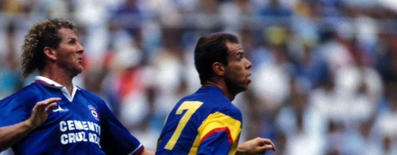 1988-89: América