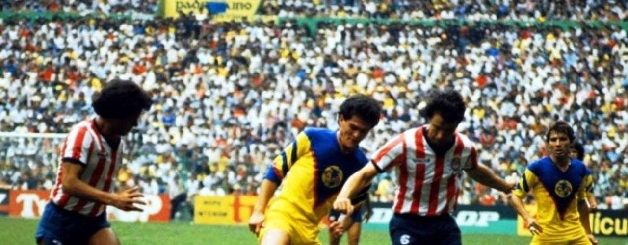 1983-84: América