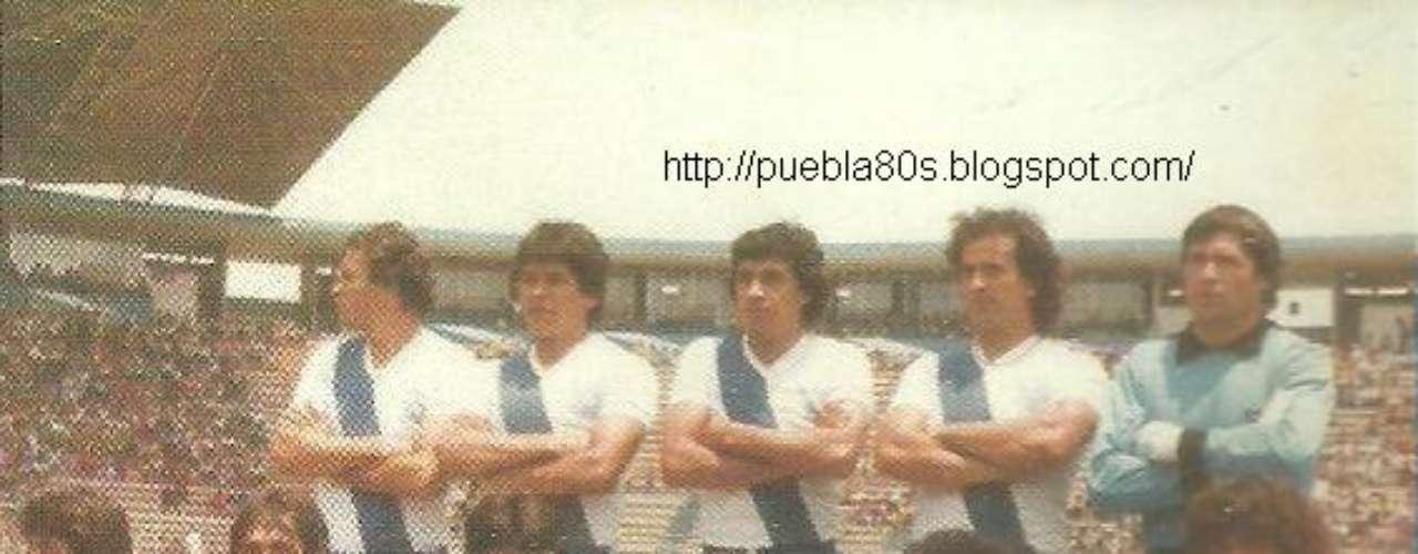 1982-83: Puebla