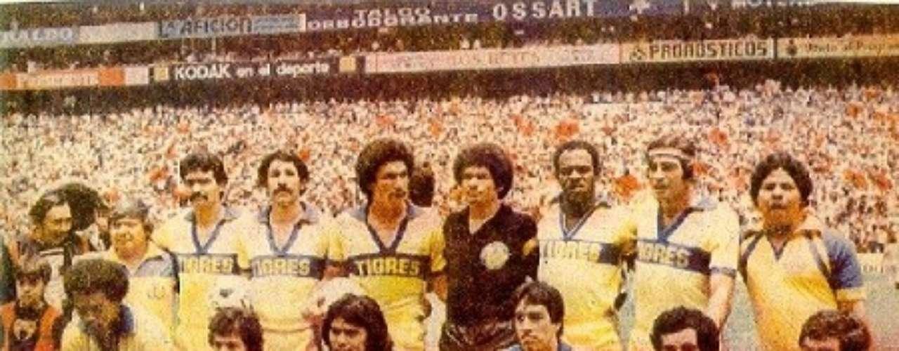 1981-82: Tigres