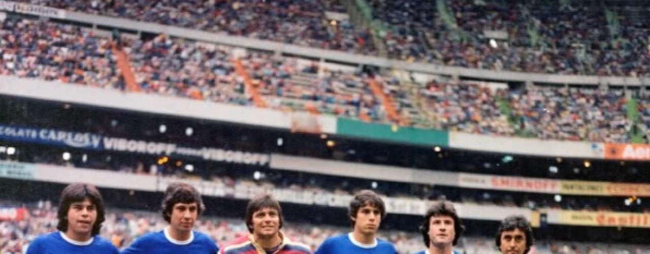 1978-79: Cruz Azul