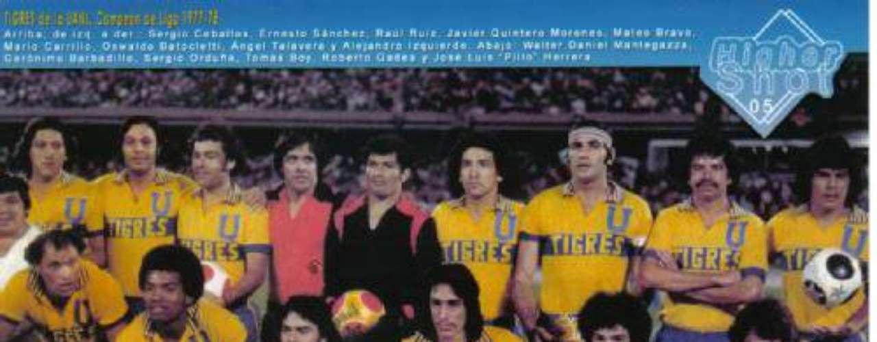 1977-78: Tigres