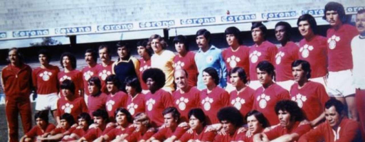 1974-75: Toluca