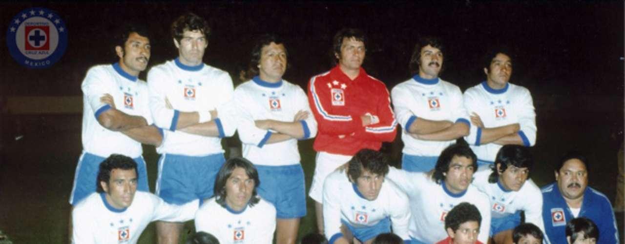 1972-73: Cruz Azul