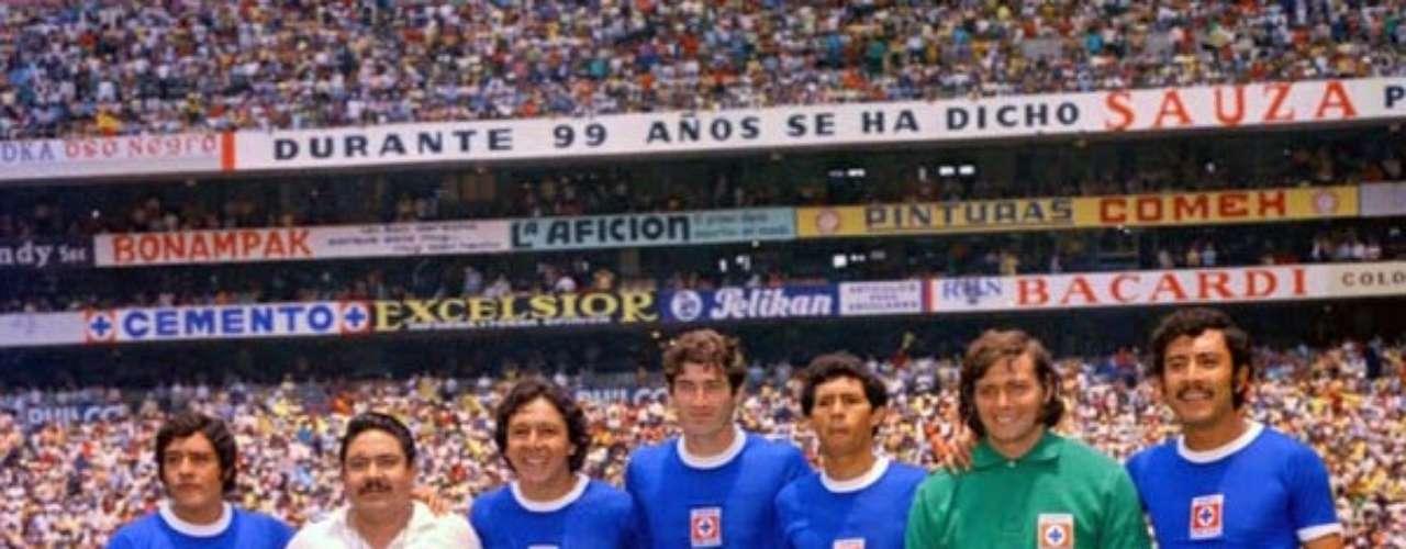 1971-72: Cruz Azul