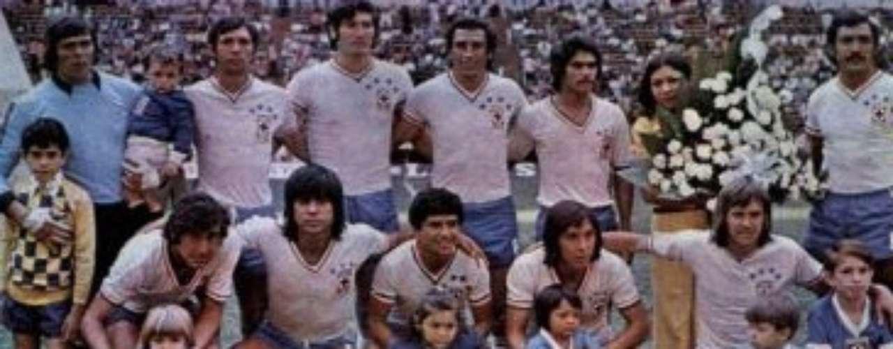 México 1970: Cruz Azul