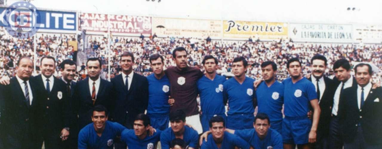 1968-69: Cruz Azul