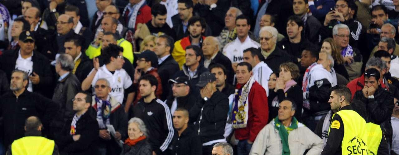 La vuelta de semifinales de Champions ante el Bayern Múnich en 2012 fue fatídica para Mou y su equipo. cayeron eliminados en los penales y se quedaron a un paso de la final.