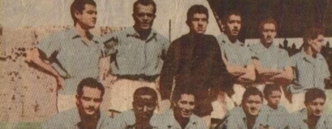 1952-53: Tampico