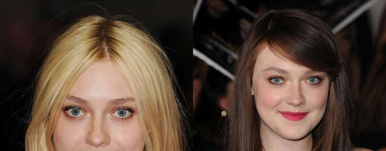 Qué susto nos dio Dakota Fanning cuando la vimos en la alfombra roja de 'Amanecer 2', ni siquiera la reconocimos. Ella recién se cambió de rubia a castaña, así que esperemos a ver cómo evoluciona su cambio de look.