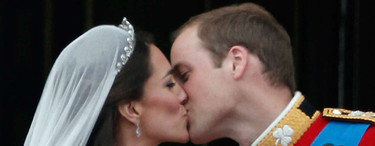 La Duquesa Catalina y el Príncipe William se casaron el 29 de Abril del 2011