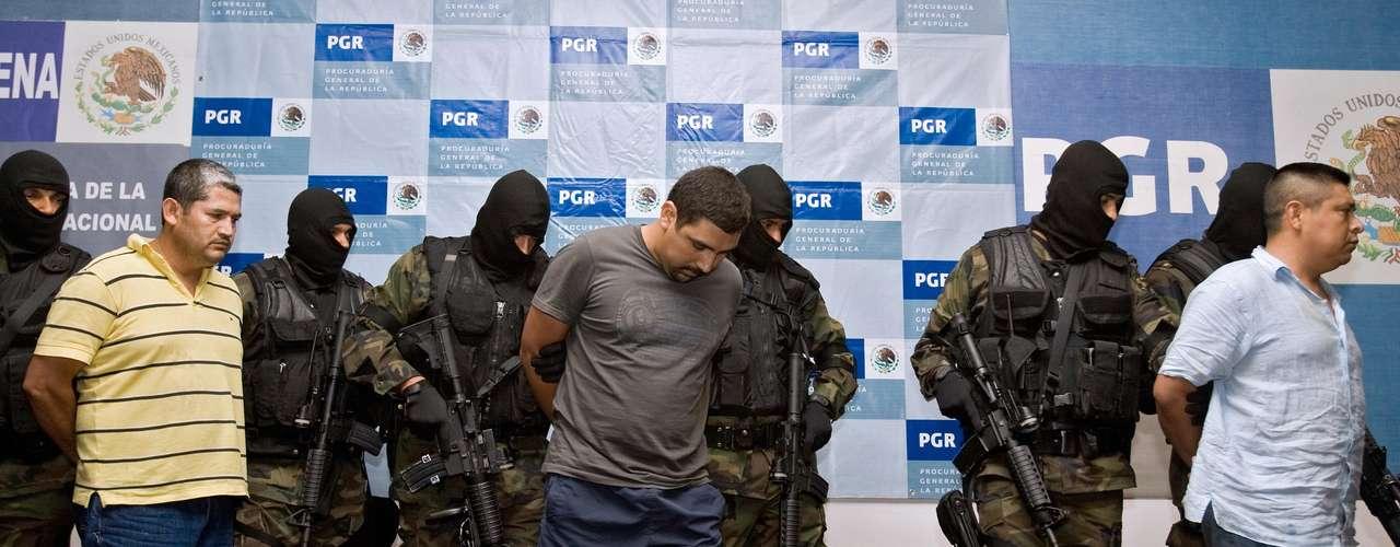 Además, la PGR confirmó que solo 5.608 de los capturados están \