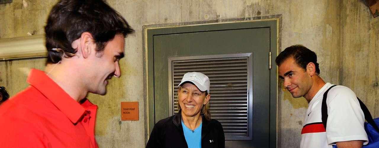 El helvético tiene un gran motivo para celebrar en 2012, superó a Federer como el jugador con más semanas al frente del ránking de la ATP, suceso histórico en el tenis mundial.