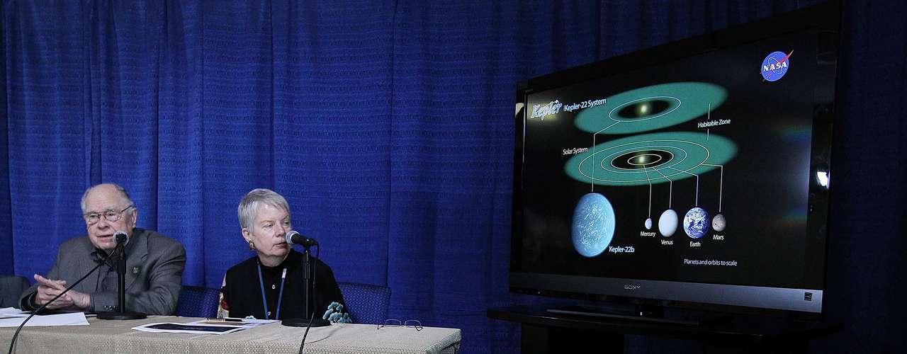 2012 ha sido un año generoso con la ciencia. A principio de año la sonda Kepler de la NASA descubrió 26 planetas fuera del sistema solar que orbitan cerca a sus soles.