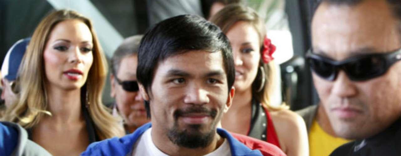 El filipino viene de una derrota polémica sufrida ante el estadounidense Timothy Bradley.