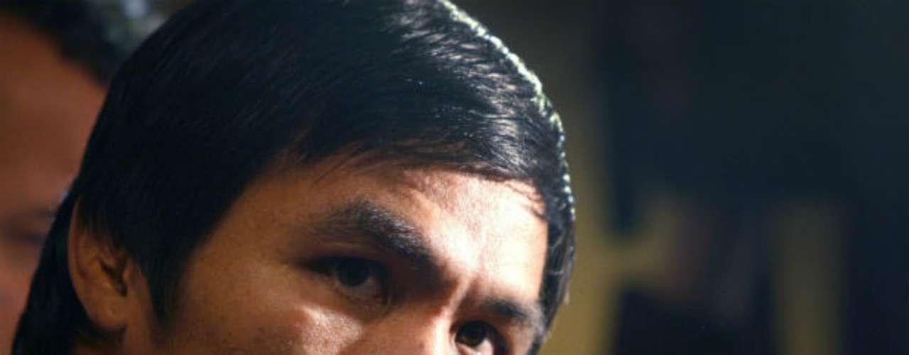 Llego con lo mejor que tengo, demostraré el sábado que gané las tres peleas anteriores, Comentó Manny.