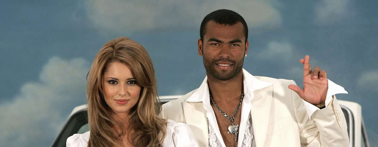 Ashley Cole and Cheryl Cole were the IT couple in England, alongside Becks and Victoria Beckham before Ashley's infidelity with various women resulted in the end of the marriage.