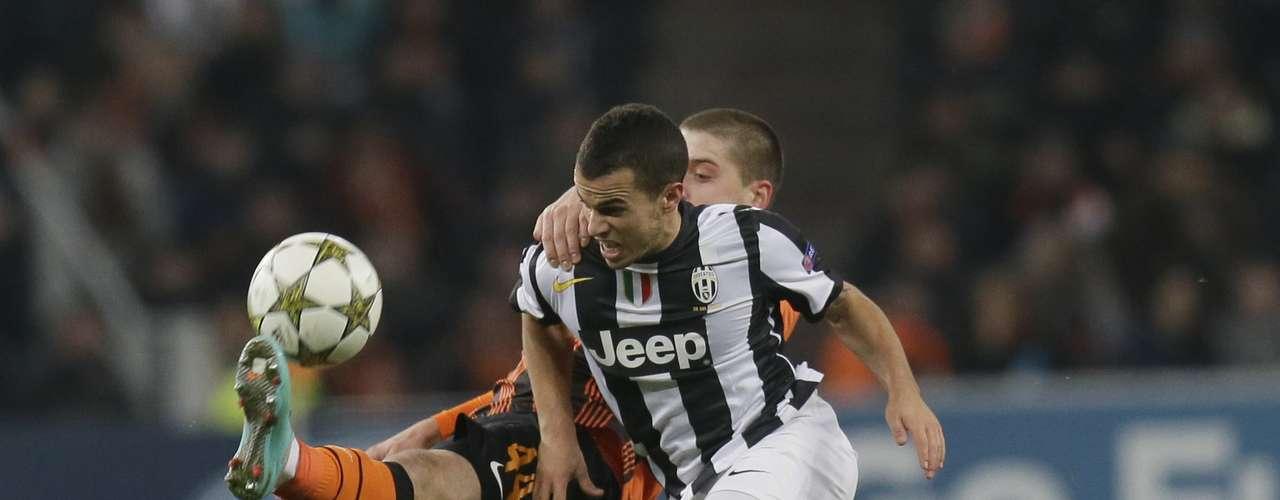 Sin embargo el partido terminaría con victoria para la Juventus por 1-0. El equipo italiano clasificó a octavos de final como primero en su grupo, segundo fue el con junto ucraniano.
