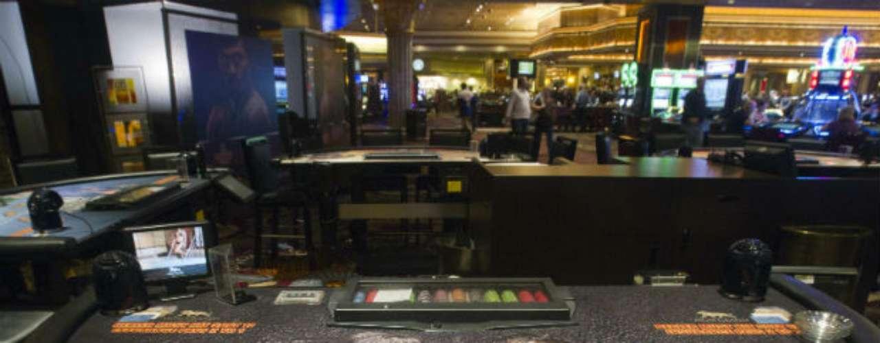 Los casinos y famosos black jacks ya tienen distintivos de la pelea.