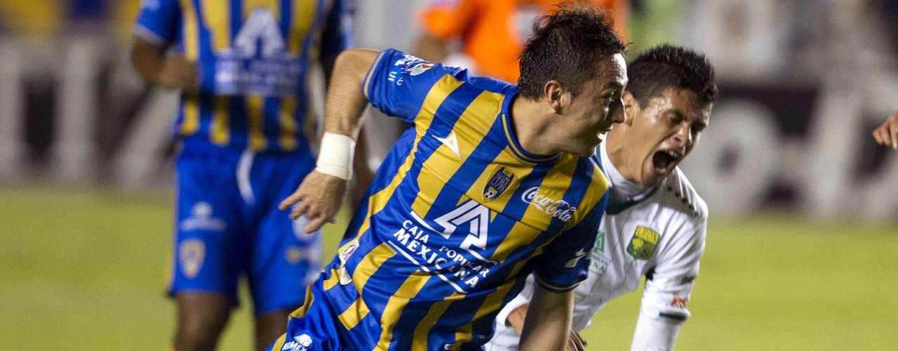 Diego Ordaz vuelve al Atlante bajo las órdenes de Ricardo La Volpe.