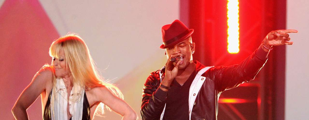 LL Cool J and Taylor Swift hosted the GRAMMY nomination concert live from Nashville, TN. The show featured performances from Maroon 5, Luke Bryan, fun. and Janelle Monae, Ne-Yo and more. Take a look at the good times from Music City ahead.