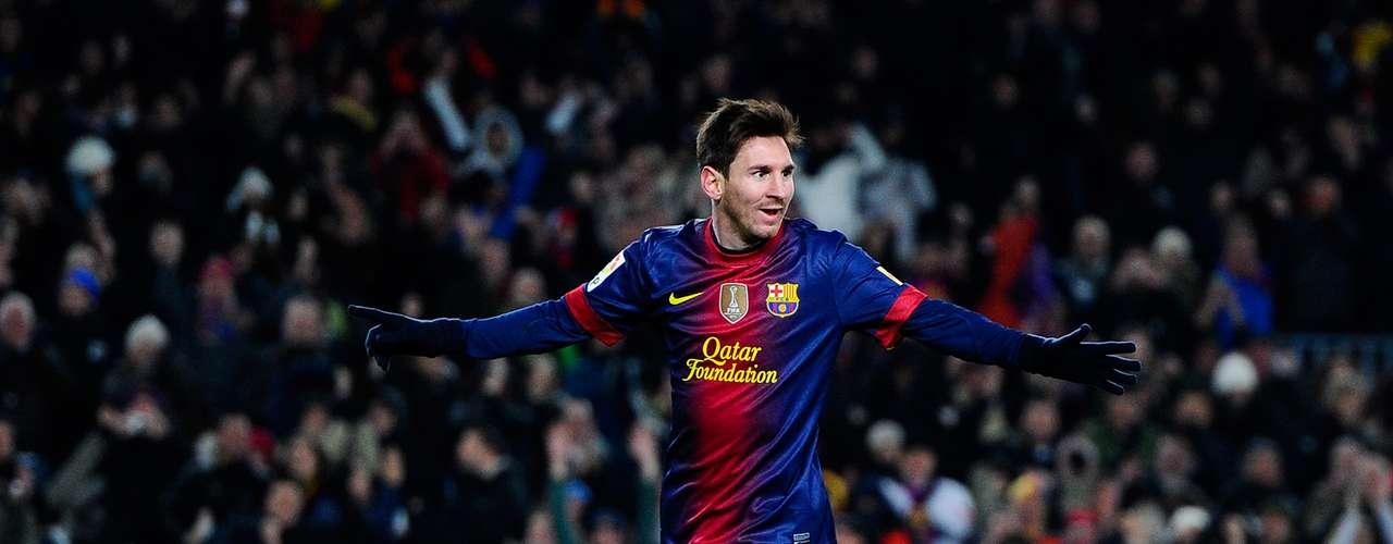 Lionel Messi hoy día es el mejor jugador el mundo.