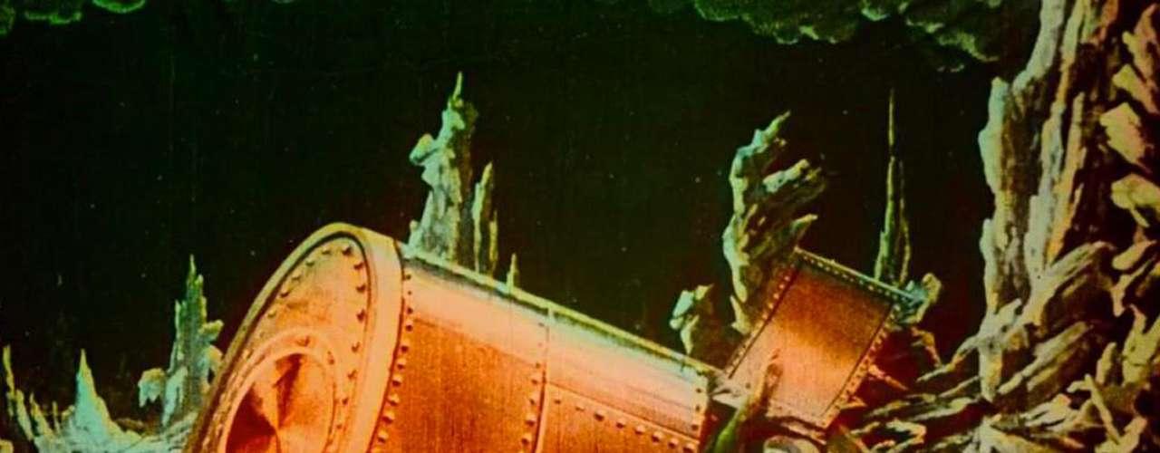 Cuando George Méliès filmó la secuencia de un disparo de cañón en 'Viaje a la Luna' (1902) nunca se imaginó que despertaría la inspiración de múltiples directores.