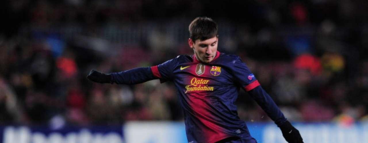 La estatura de Lionel Messi es similar a la de una 'Pulga'.