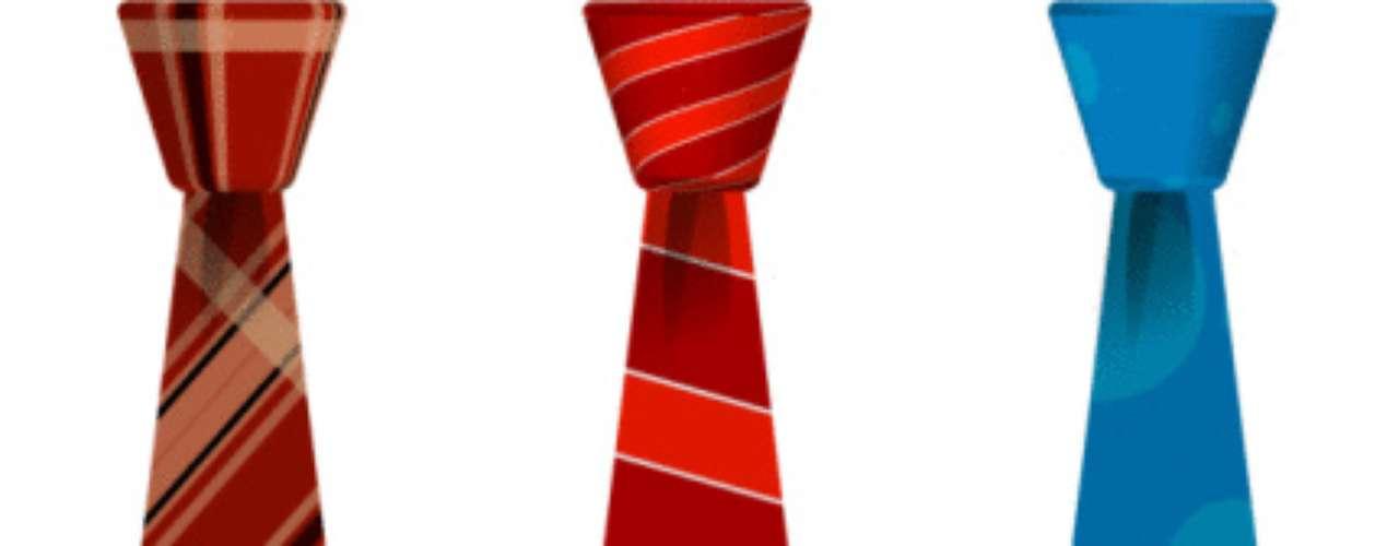 Corbatas: sobre todo las de Navidad, son las más feas que puedes encontrar, ¡evítalas!