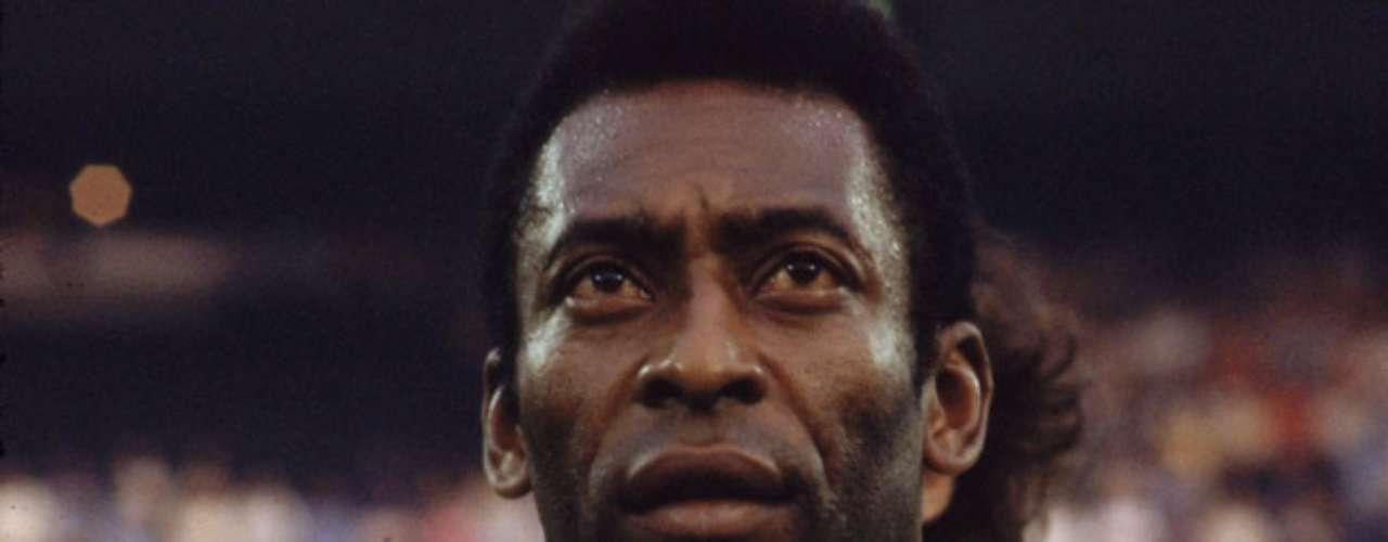 Para muchos, Pelé es el mejor jugador de todos los tiempos.