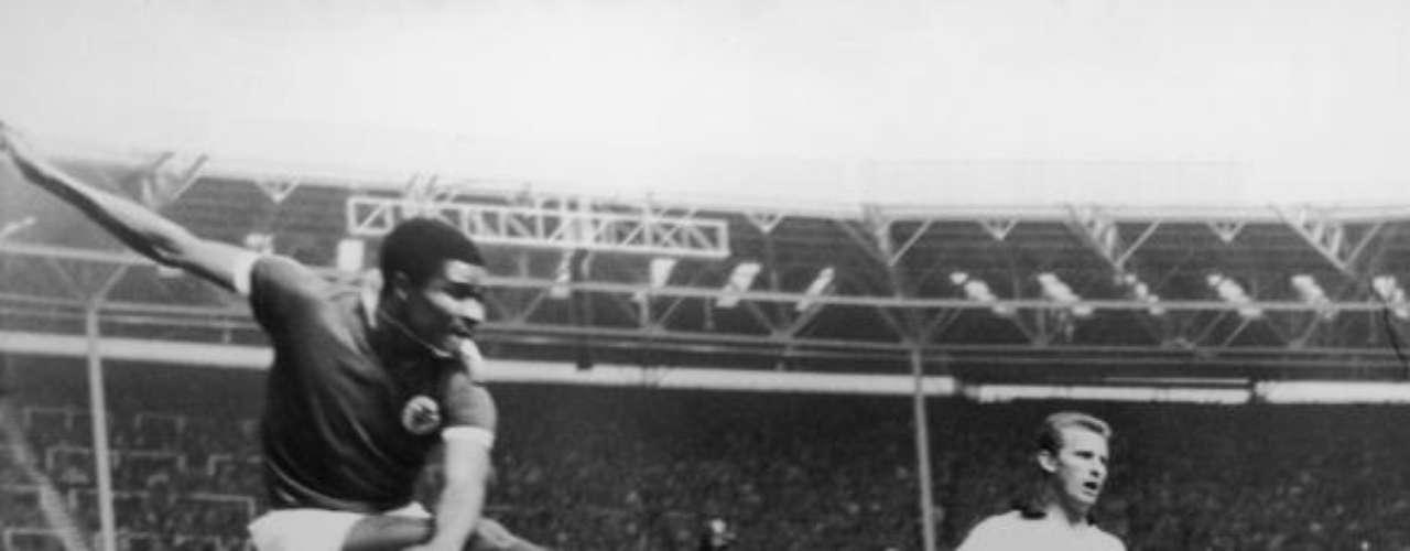 Eusebio era letal con el Benfica, tanto como una 'Pantera'.
