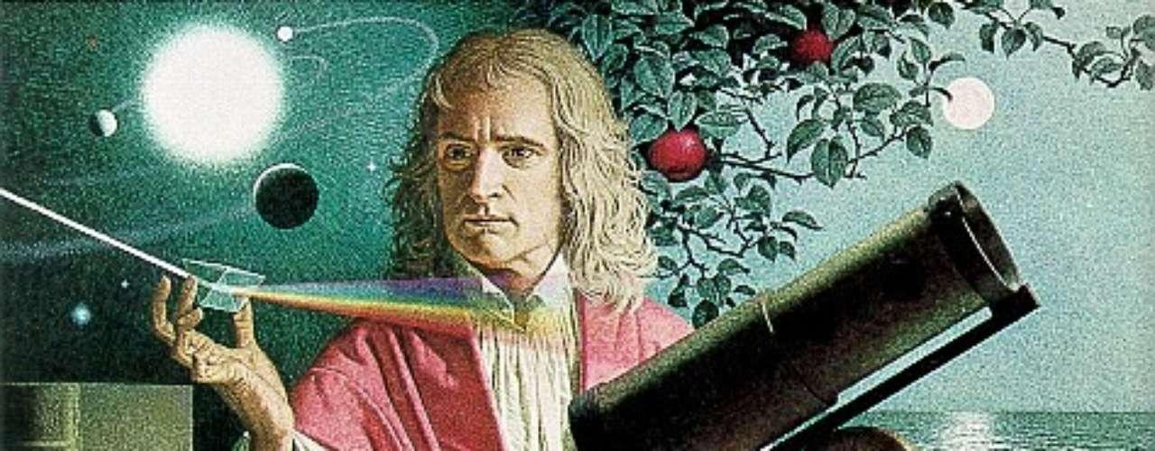 Gravitación Universal.- Isaac Newton llega a la conclusión, en 1666, de que todos los objetos del universo, desde las manzanas a los planetas, ejercen una atracción gravitatoria sobre los demás.