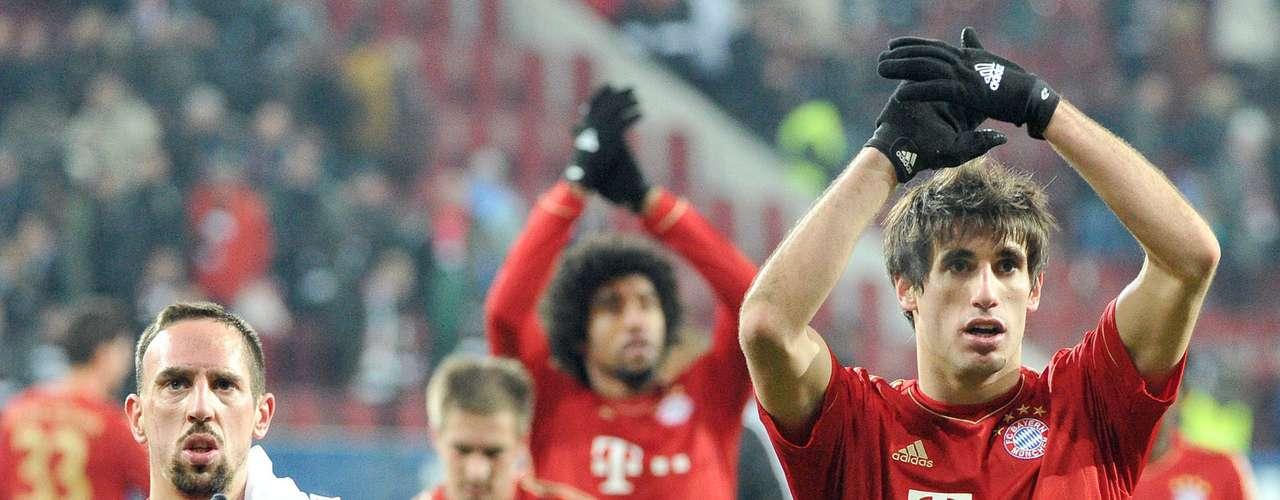 Bayern Munich derrotó de visita 2-0 al Augsburgo y llegó a 41 puntos en laBundesliga