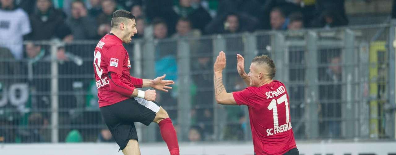 Friburgo se imponeen casa 1-0 a Greuther Furth que sigue último en el futbol de Alemania