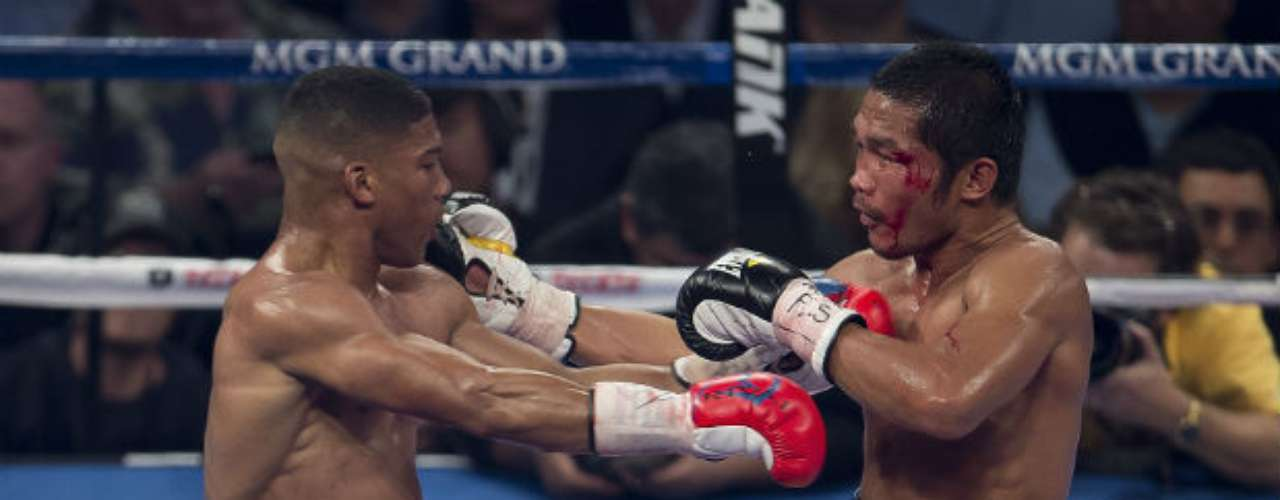 In the undercard, Yuriorkis Gambow defeated Michael Farenas of the Phillipines by Unanimous decision.