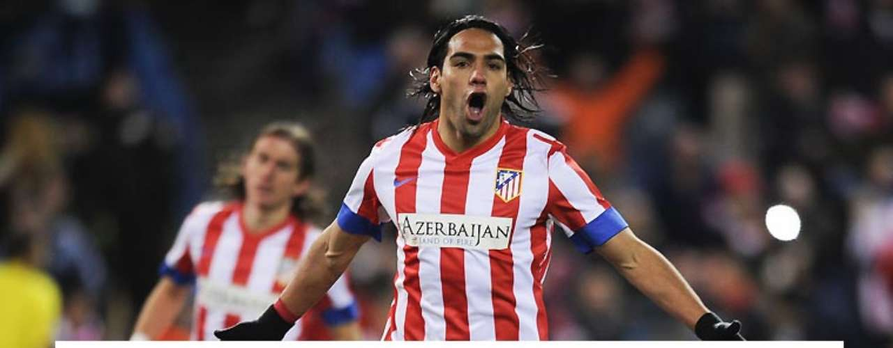 Not to be outdone, Radamel Falcao became the first La Liga player in a decade to score five goals in a single match, as Atletico rolled to a 6-0 win over Deportivo La Coruna. Like Messi, Falcao tweeted a humble statement about his achievement.