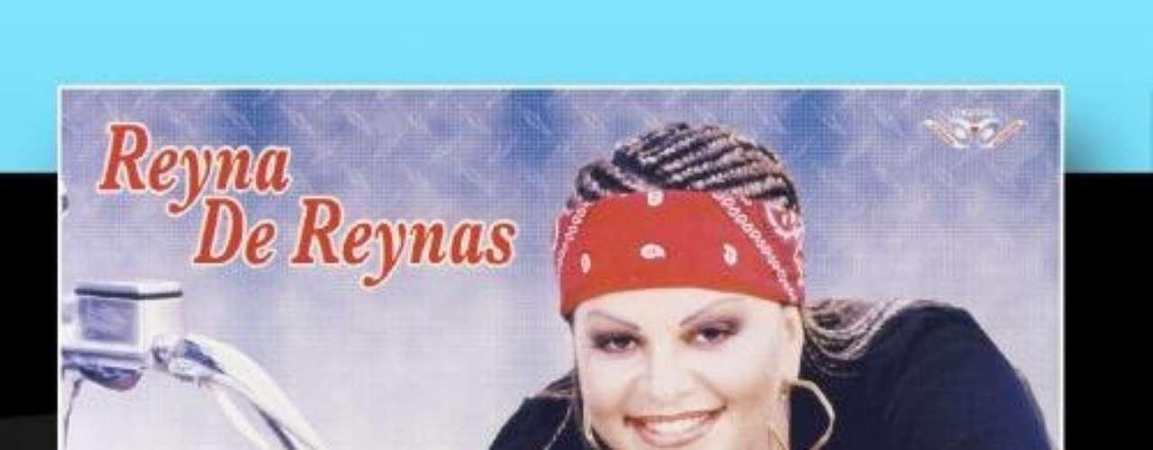 En 1999, Jenni Rivera lanza Reyna de Reynas (sic.), del que se desprenden \