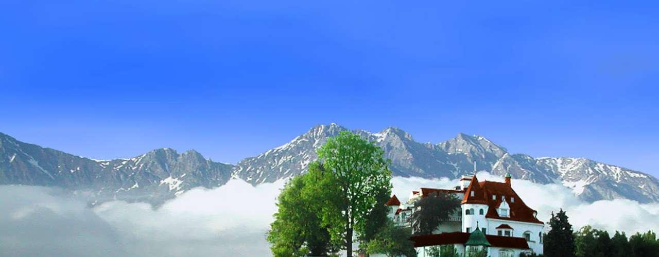9. Suiza, el paraíso de la banca mundial es el noveno país más rico del mundo con 41.650 dólares por habitante.