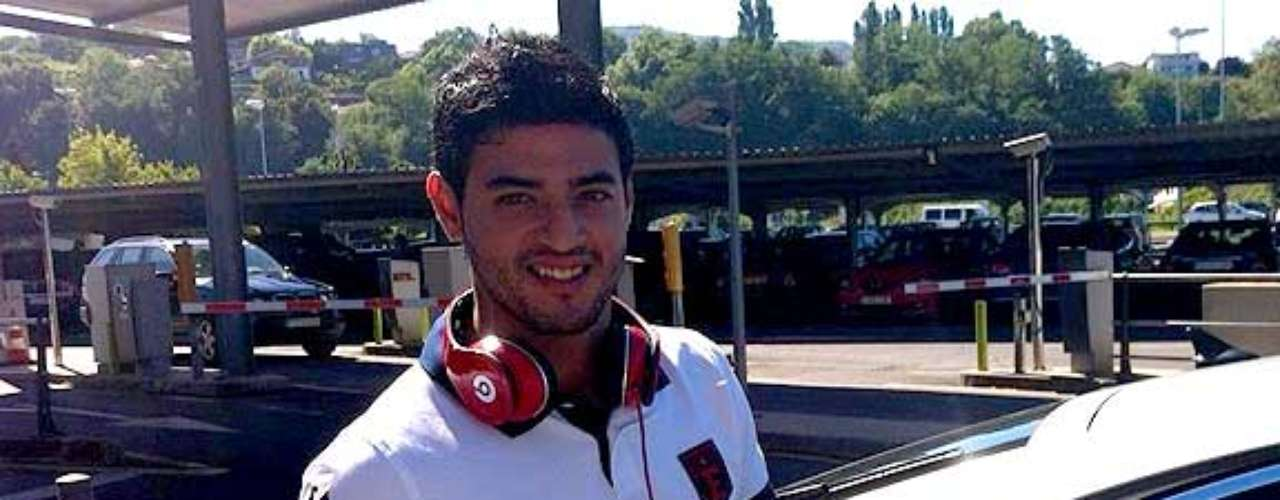 Carlos Vela no fue llamado para el empate 1-1 entre Real Sociedad y Getafe.
