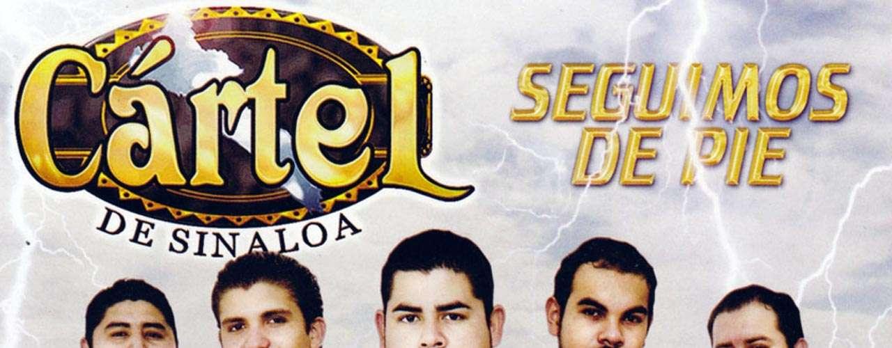 Un integrante del grupo musical Cártel de Sinaloa fue asesinado, en marzo de 2012, a tiros por un grupo armado en el municipio de Navolato, en el norte de México.